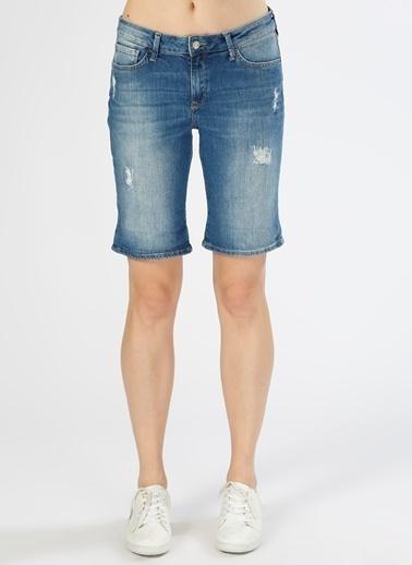 Mavi Alexis Vintage Jean şort İndigo